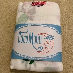 Coco Moon swaddle